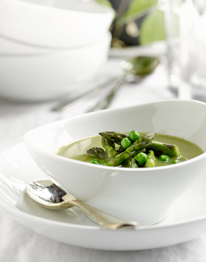 Fresh Asparagus Soup | St. Louis Photographer, Commercial ...